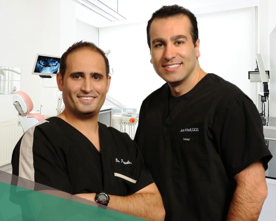 Dr. Giordano and Dr. Khalil